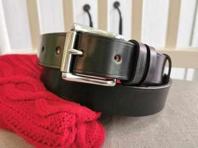 Classic Belt in All Black