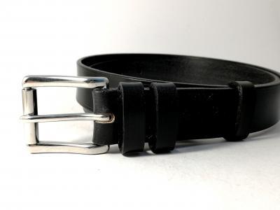 Classic Belt in All Black