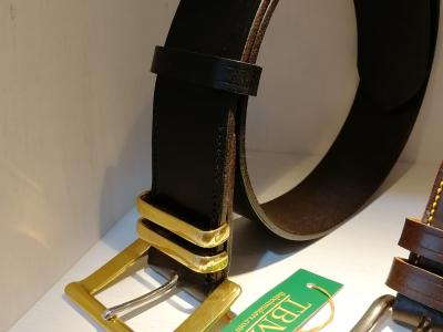 (1 in stock today) Classic Wide Belt in Black