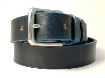 (1 ex-display item in stock today) Teal Trims: Classic Belt in Blue and Teal (Limited Edition) (small)