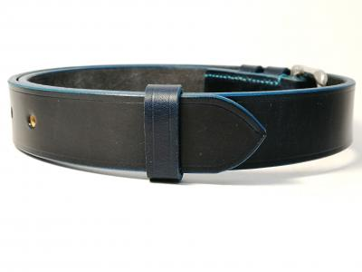 Teal Trims: Classic Belt in Blue and Teal (Limited Edition)