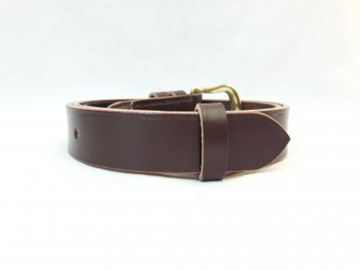 (1 in stock today) Dining Belt Classic style in Australian Nut and Natural