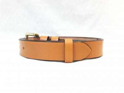 Dining Belt in London Tan and Brown, Classic style