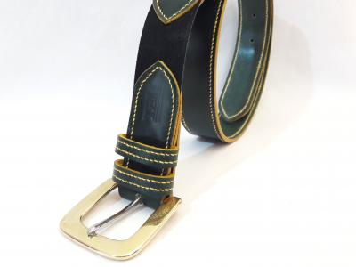 (1 in stock today) Dining Belt Border style in Green and Yellow