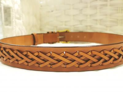 NEW - Laced Belt, Double Laced Design